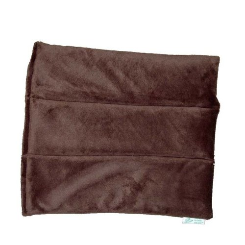 Herbal Concepts HCBACDC Herbal Comfort Lower Back Wrap - Dark Chocolate