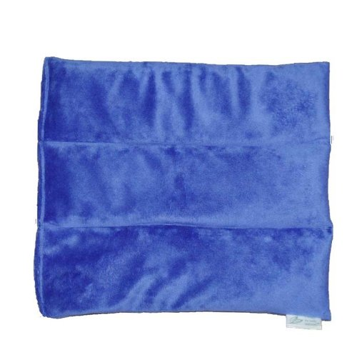 Herbal Concepts HCBACSB Herbal Comfort Lower Back Wrap - Slate Blue