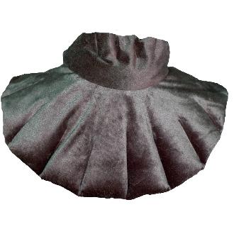 Herbal Concepts HCNS-Dark Chocolate Herbal Neck & Shoulder Wrap