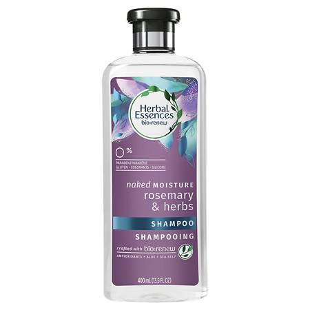 Herbal Essences Bio:Renew Naked Moisture Shampoo Rosemary & Herbs - 13.5 oz.