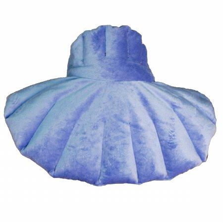Herbal Neck & Shoulder Wrap - Slate Blue