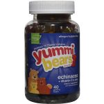 Hero Nutritionals 84209 Yummi Bears Echinacea