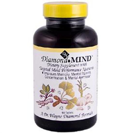 Herpanacine Diamond Mind - Targeted Mind Performance Supplement 90 caplets 203010