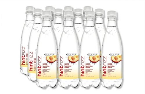 Hint 16 fl oz Fizz Sparkling Water Peach