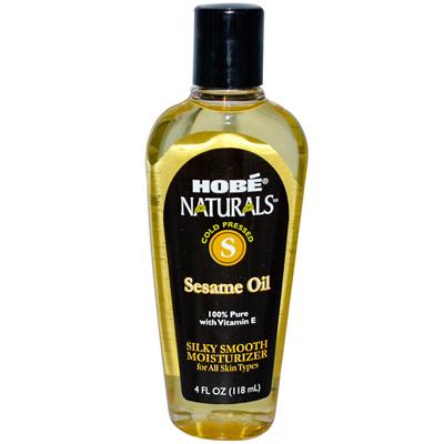 Hobe Labs Sesame Oil - 4 oz