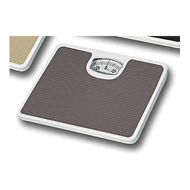 Home Basics BS10282-GRY Non-Skid Bathroom Mechanical Digital Scale Grey