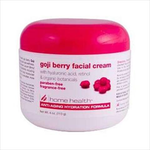 Home Health Goji Berry Facial Cream 4 Oz