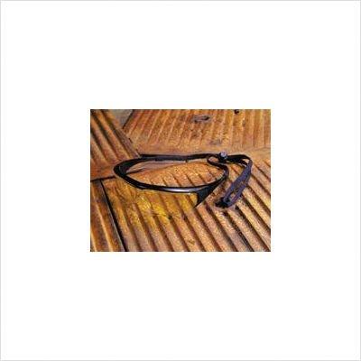 Honeywell 812-11150352 Millennia Black Frame Amber Lens