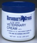 Horseman S Dream Horsemans Dream Vet Cream Jar 16 Ounce - 103016C