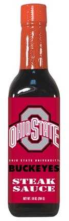 Hot Sauce Harrys 2223 OHIO STATE Buckeyes Steak Sauce - 5oz