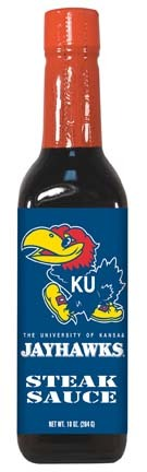 Hot Sauce Harrys 2242 KANSAS Jayhawks Steak Sauce - 5oz