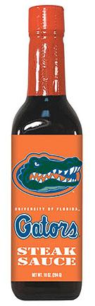 Hot Sauce Harrys 5000 FLORIDA Gators Steak Sauce - 10oz