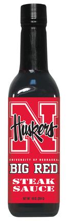 Hot Sauce Harrys 5011 NEBRASKA Huskers Steak Sauce - 10oz