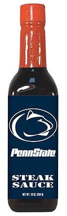 Hot Sauce Harrys 5013 PENN STATE Nittany Lions Steak Sauce - 10oz
