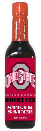 Hot Sauce Harrys 5023 OHIO STATE Buckeyes Steak Sauce - 10oz