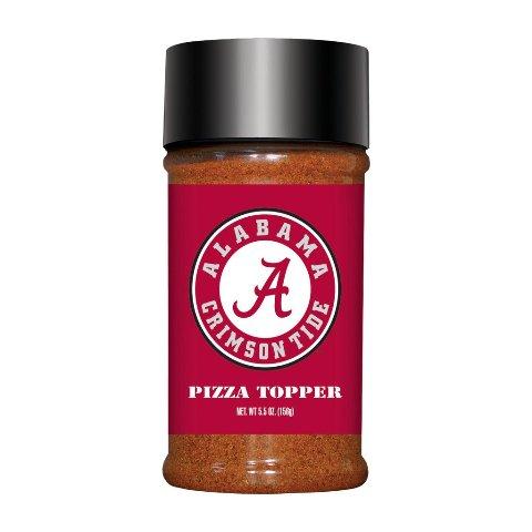 Hot Sauce Harrys 6801 Alabama Crimson Tide Pizza Topper 5.5 oz.