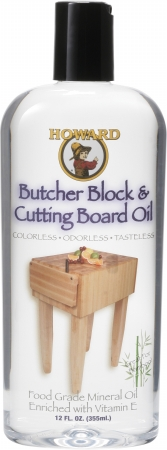 Howard Products 12 Oz Butcher Block Oil BBB012