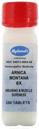 Hyland Homeopathy 56452 Arnica Mont 6x