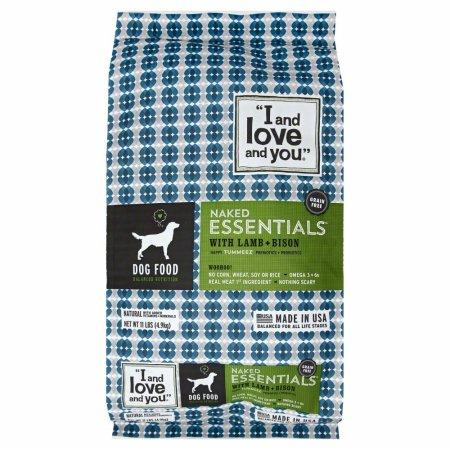 I&Love&You 270814 11 lbs. Kibble Lamb Bison