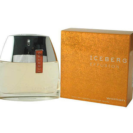 Iceberg ICNTS25 2.5 oz Effusion Perfume Spray for Women