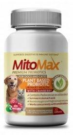 Imagilin Technology MMCB-30 Mito Max Cranberry Pet Capsules 30 Count