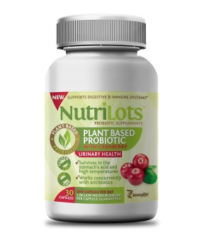 Imagilin Technology NFCB-30 Nutri Lots Cranberry Capsules 30 Count