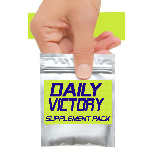Irydescents Daily Victory Supplement Packs