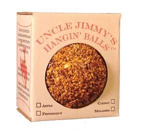 J C Quarter Horses Uncle Jimmys Hangin Balls Carrot - HBCT