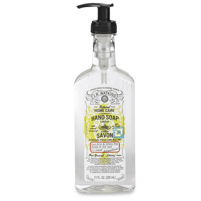 J.R. Watkins 1108224 Liquid Hand Soap Lemon - 11 fl oz