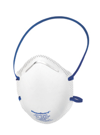 Jackson Safety 0046193 N95 Particulate Respirator White
