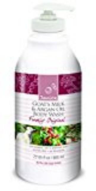 Janice Skincare 108 Goat Milk & Argan Oil Freshly Original Body Wash
