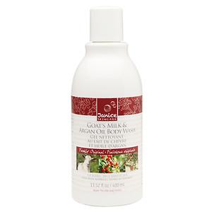 Janice Skincare 113 Goat Milk & Argan Oil Freshly Original Body Wash