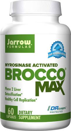 Jarrow Formulas 232924 Brocco Max Dlayed Release - 60 Capsules
