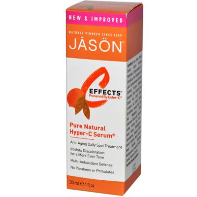 Jason C-Effects Powered By Ester-C Pure Natural Hyper-C Serum - 1 Fl Oz