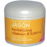 Jason Natural Products 0513028 Moisturizing Creme Revitalizing Vitamin E - 5000 IU - 4 oz