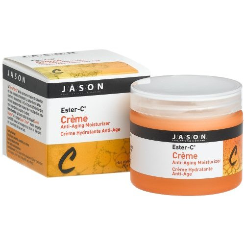 Jason Natural Products 57788 Perfct Solution Ester-C CreMe