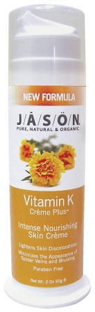 Jason Natural Products 57974 Vitamin K Creme Plus