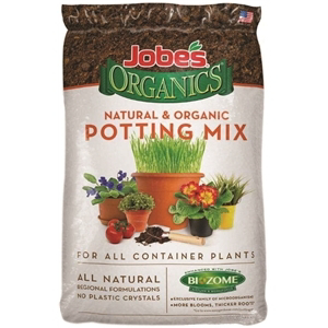 Jobes Soils 972083 2 cu ft. Organic Potting Mix Bag