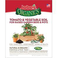 Jobes Soils 972133 8 qt Potting Mix Tomato & Veg