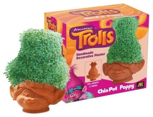 Joseph Enterprises 219654 Cp240-16 Trolls Poppy Chia Pet