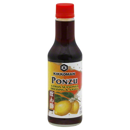 KIKKOMAN SAUCE SOY PONZU CITRUS-10 OZ -Pack of 6