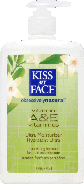 KISS MY FACE MOISTRZR VITAMIN A & E-16 OZ -Pack of 1