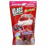KLASS 233259 14.1 oz. Jamaica Sweetened Beverage Mix