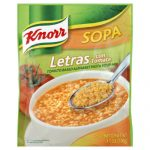 KNORR MIX SOUP LETTERS-3.5 OZ -Pack of 12