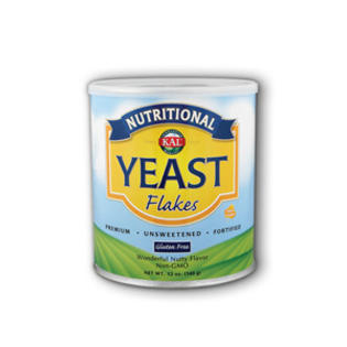 Kal 543900 12 oz Nutritional Yeast Flakes