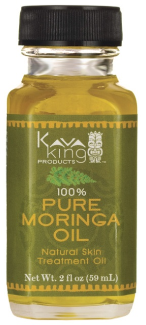 Kava King KK-7200 Pure Moringa Oil 2 oz. - Pack Of 2