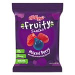 Kelloggs 29665 Fruity Snacks Mixed Berry -2.5 oz.