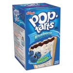 Kelloggs 31031 Pop Tarts Frosted Blueberry - 3.52 oz.