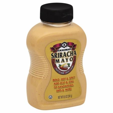 Kikkoman 258196 8.5 oz. Mayo Sriracha