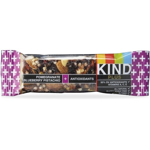 Kind KND17221 Pomegranate Blueberry Pistachio Plus Bars